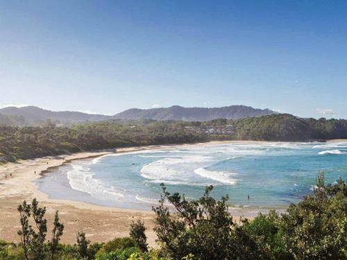 Diggers Beach - Coffs Harbour