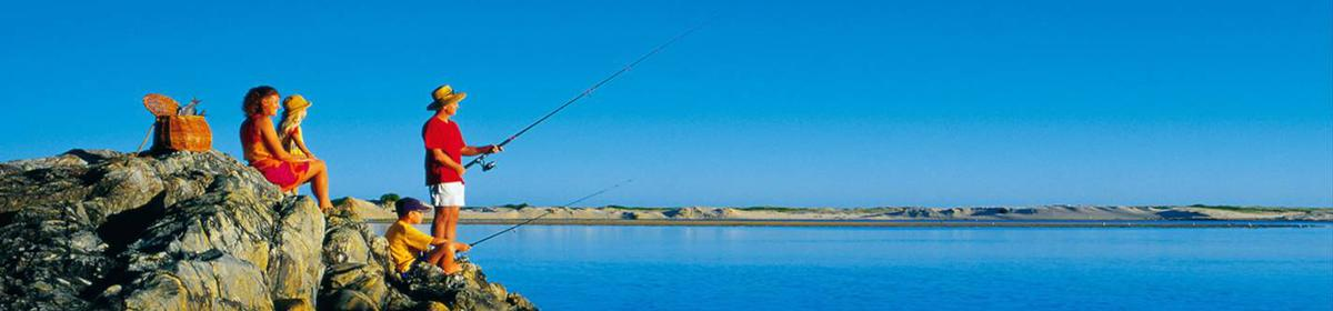 Fishing in Coffs Harbour