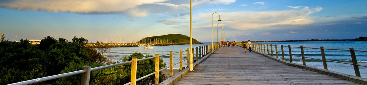 Jetty Boardwalk
